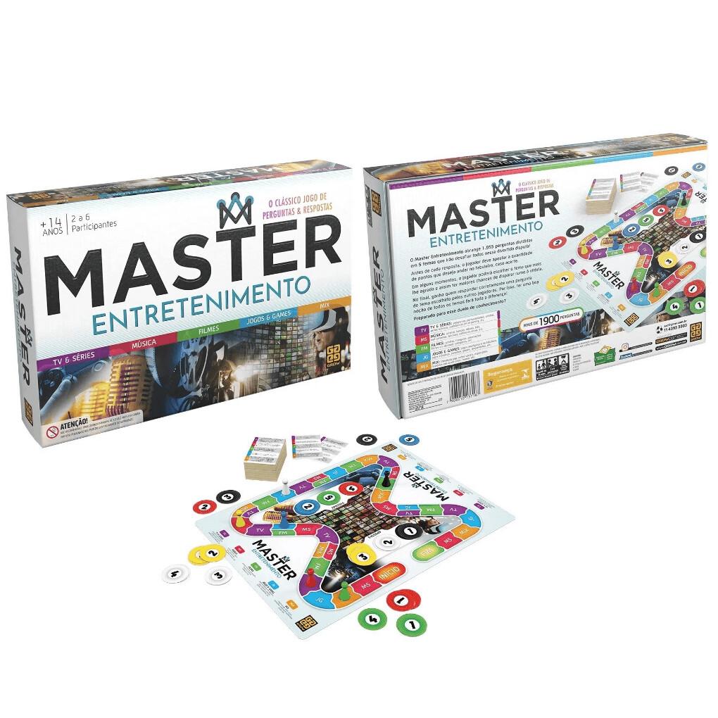 Master Entretenimento 03718 Grow