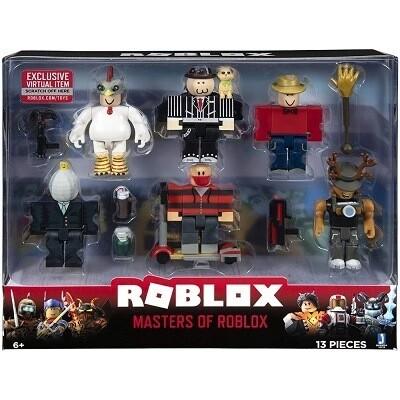 Roblox Kit Com 6 Figuras 2224 Sunny
