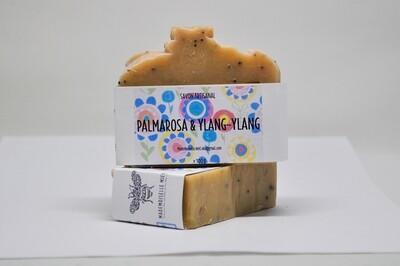 Savon artisanal : Palmarosa Et Ylang Ylang