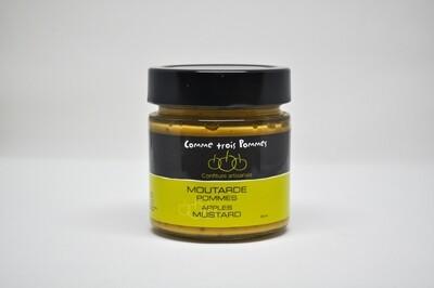 Moutarde aux pommes