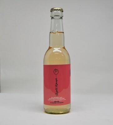 Moût de Pomme et Framboise 330 ml