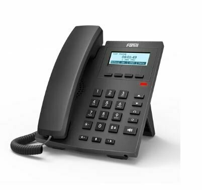 Fanvil X1SP Entry-level IP Phone PoE