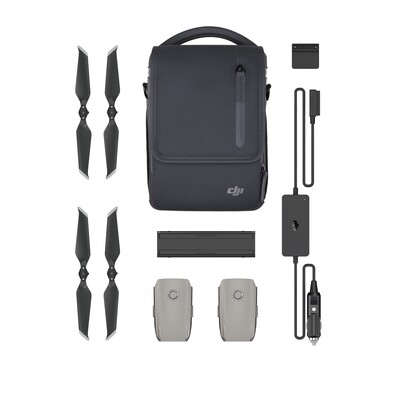 Mavic 2  - Fly More Kit - Part 1