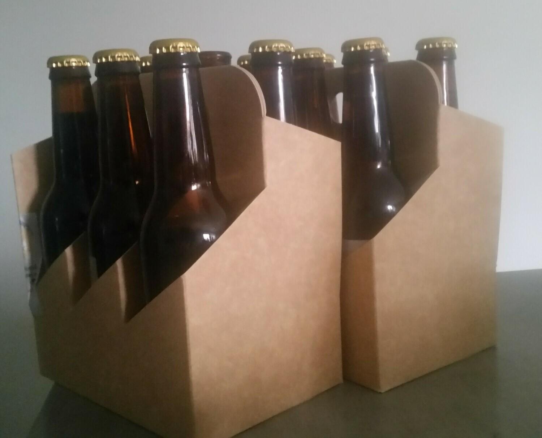 Wallonia's 5lt French Saison  12 x 330ml bottles