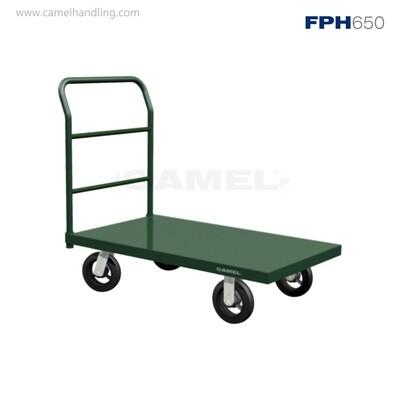 Warehouse Steel Platform Hand Truck - Medium  FPH650