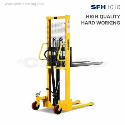 ونش شوكة يدوي 1.0طن/1.6مترHand Pallet Stacker 1.0 T/1.6m SFH1016