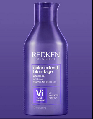 Colour Extend Blondage Shampoo