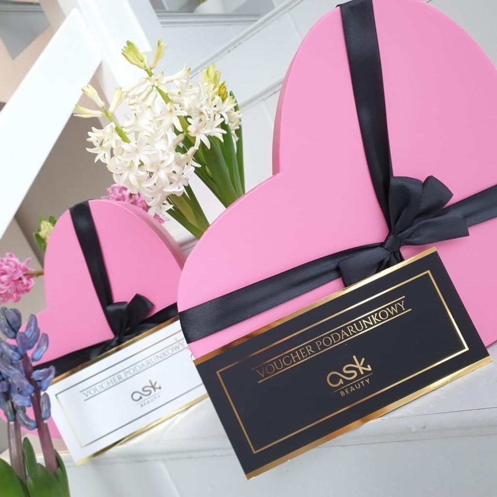Voucher ASK Beauty o wartości 300 PLN | Ekspresowa Wysyłka Gratis