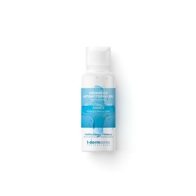 Organics Series Advanced Antibacterial Gel Żel do dezynfekcji rąk 200 ml