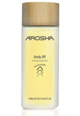 AROSHA BODY LIFT DRY-TOUCH OIL Suchy olejek o działaniu nawilżająco-ujędrniającym, 100ml