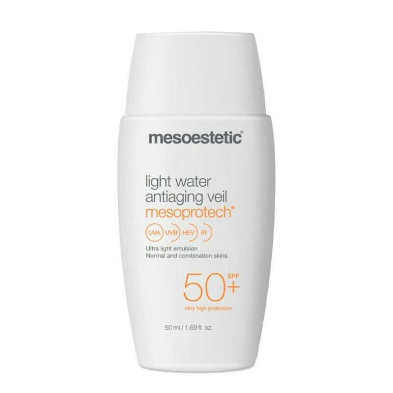 MESOESTETIC Mesoprotech Light Water Antiaging Veil SPF 50+ 50 ml