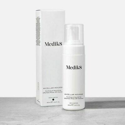 Medik8 Travel Size MICELLAR MOUSSE Odżywczy mus oczyszczający  40ml