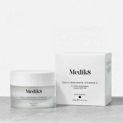 Medik8 DAILY RADIANCE VITAMIN C Krem antyoksydacyjny C-Tetra SPF 30 50 ml
