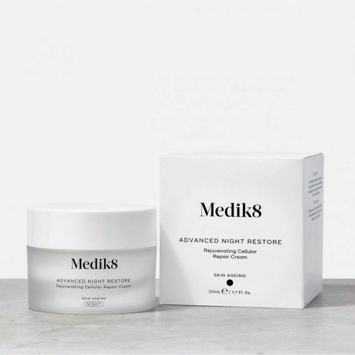 Medik8 ADVANCED NIGHT RESTORE Odbudowujący krem naprawczy na noc 50 ml