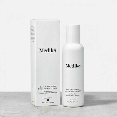 Medik8 DAILY REFRESH BALANCING TONER Nawadniający tonik bez zawartości alkoholu 150 ml