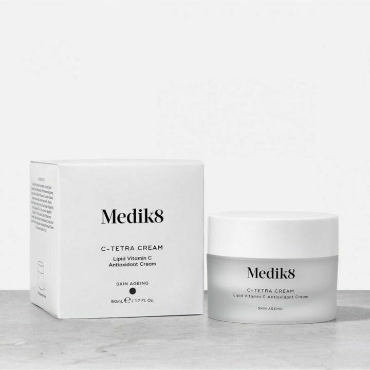 Medik8 C-TETRA CREAM Antyoksydacyjny krem z witaminą C 50 ml
