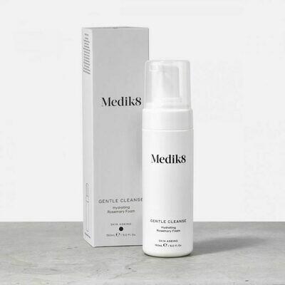 Medik8 GENTLE CLEANSE Rozmarynowa pianka oczyszczająca 150 ml
