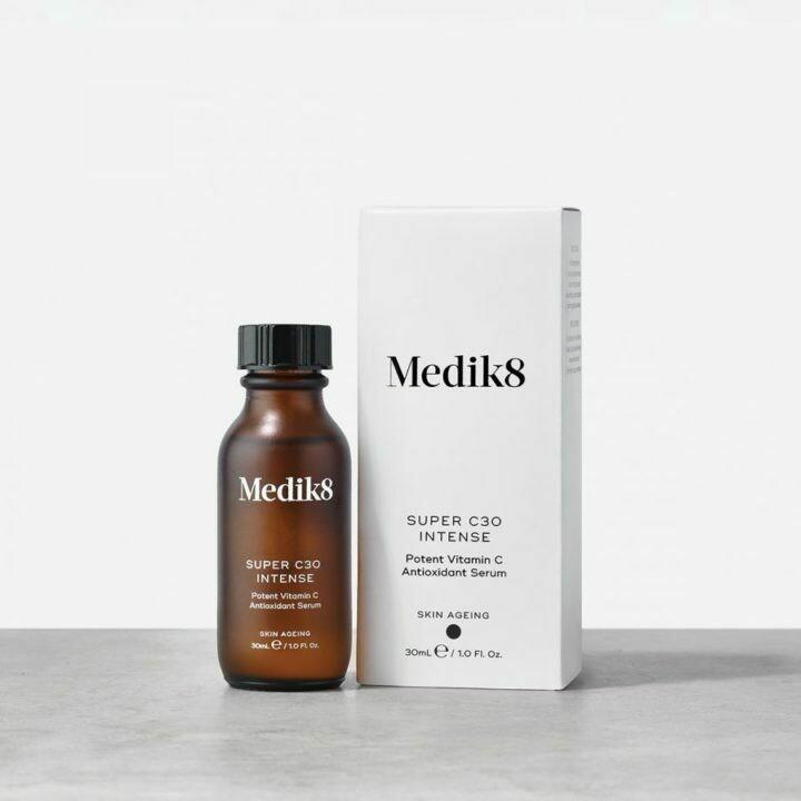 Medik8 SUPER C30 INTENSE Silne serum antyoksydacyjne z witaminą C i kwasem ferulowym 30 ml