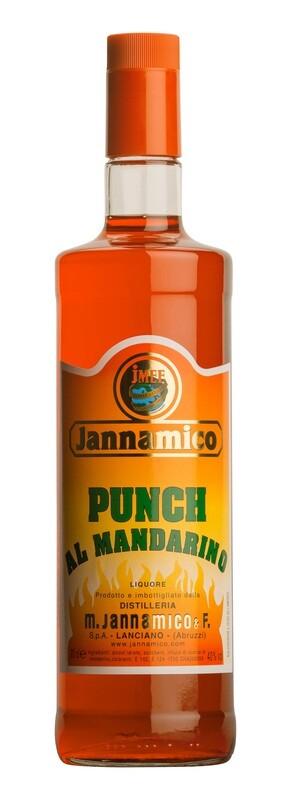 Super Punch al Mandarino| JMEF
