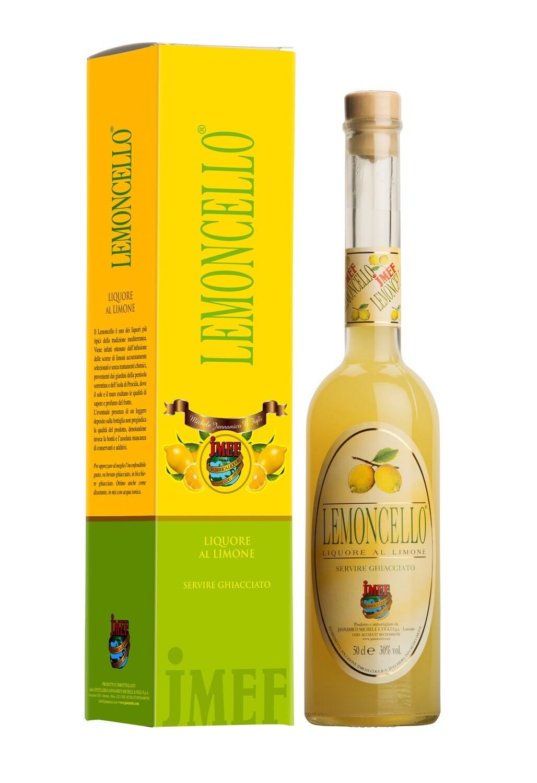 Lemoncello liquore al limone   JMEF