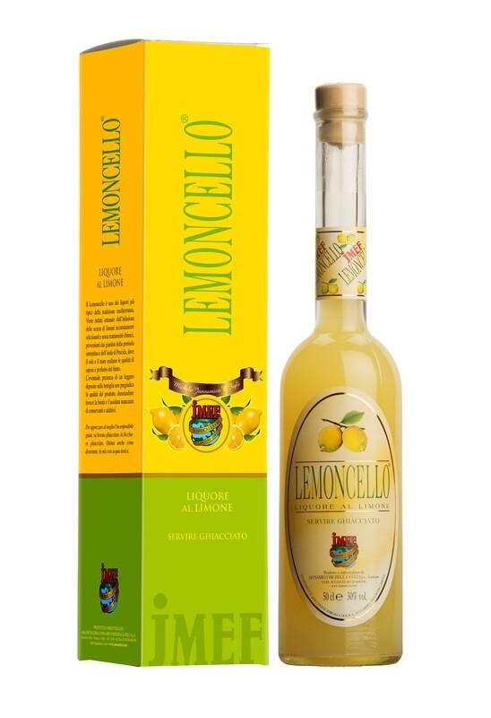 Lemoncello liquore al limone | JMEF