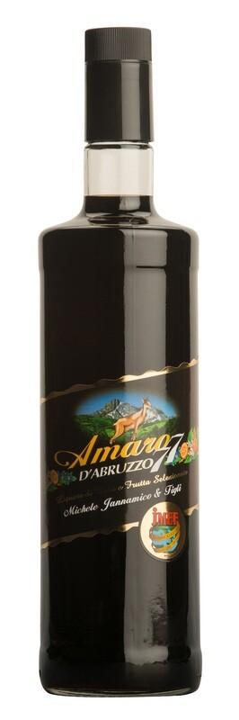 Amaro d'Abruzzo 77 Jannamico | JMEF
