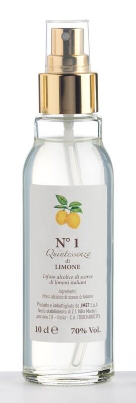 Quintessenza spray 70° - Limone | JMEF
