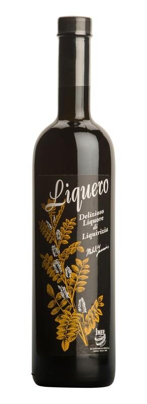 Liquero | Liquore di Liquirizia | JMEF