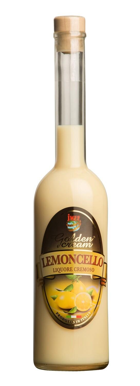 Golden Cream | Liquore Crema di Limone | JMEF
