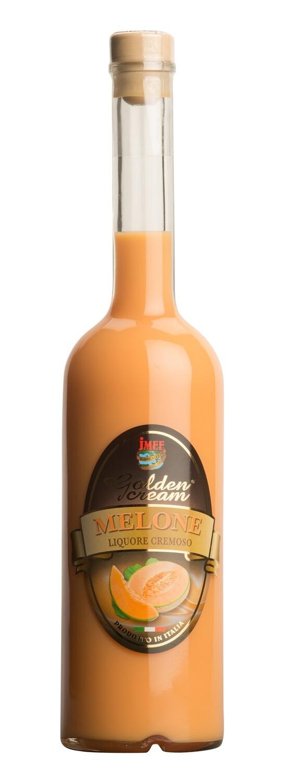 Golden Cream | Liquore Crema di Melone | JMEF
