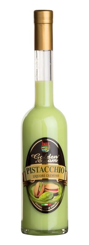 Golden Cream | Liquore Crema di Pistacchio | JMEF