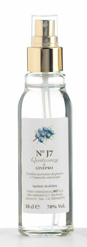 Quintessenza spray 70° - Ginepro | JMEF