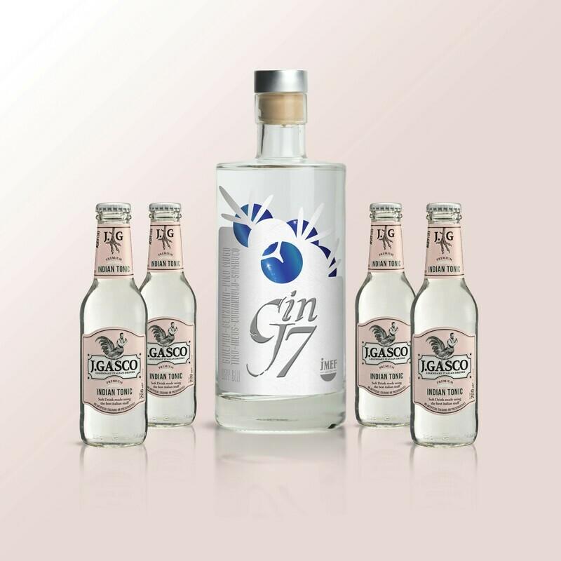 - PACCHETTO - J7&TONIC | Gin J7 + Tonica | JMEF