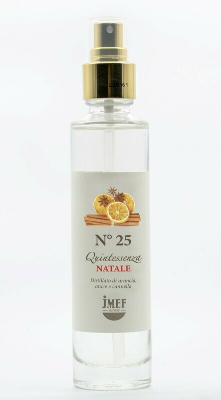 Quintessenza spray N°25 Natale | Limited Edition