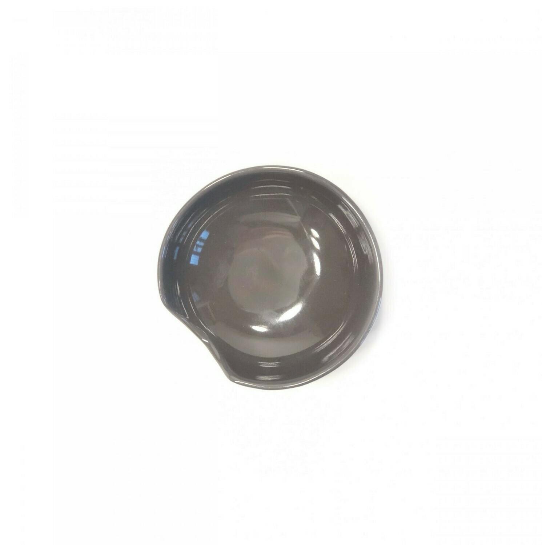 Тарелка-подставка глубокая, с выемкой