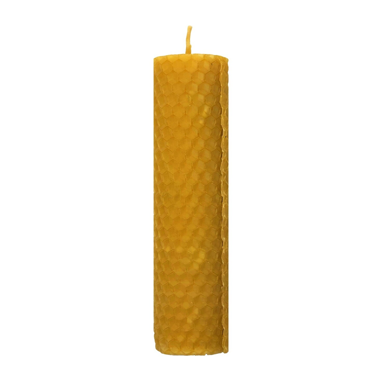Свеча из вощины с Белым Шалфеем, 45 гр