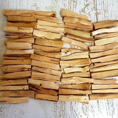 Палочки Пало Санто, Перу (УЦЕНКА), 100 гр