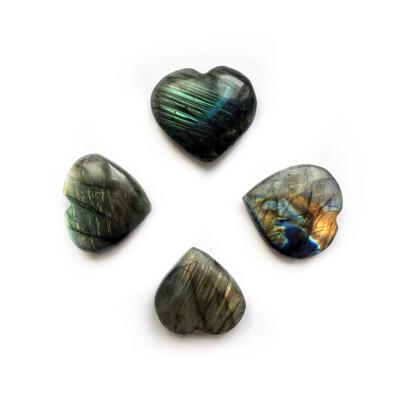 Сердце лабрадор, 1 шт (10 гр)