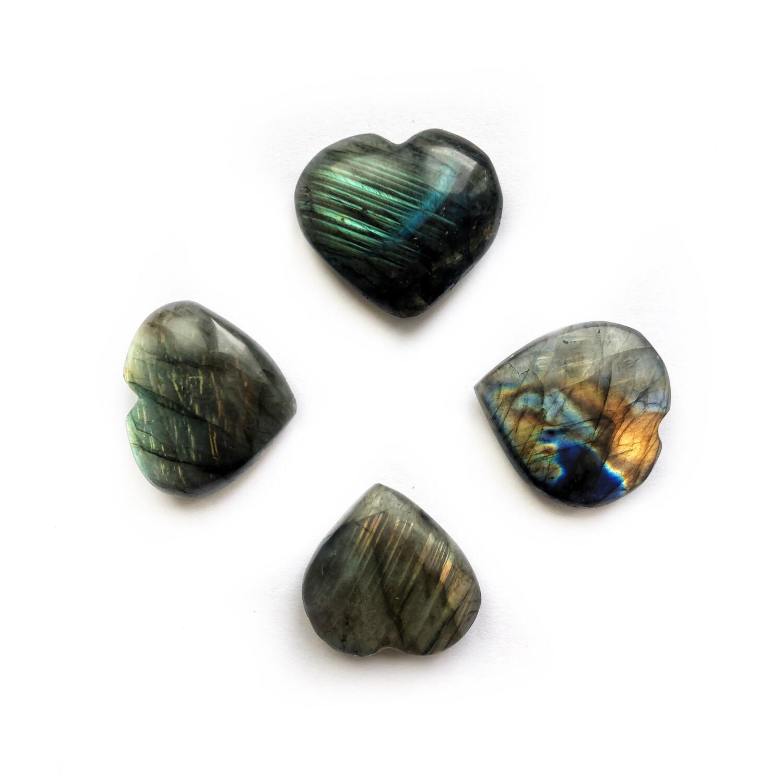 Сердце лабрадор, 1 шт (20 гр)