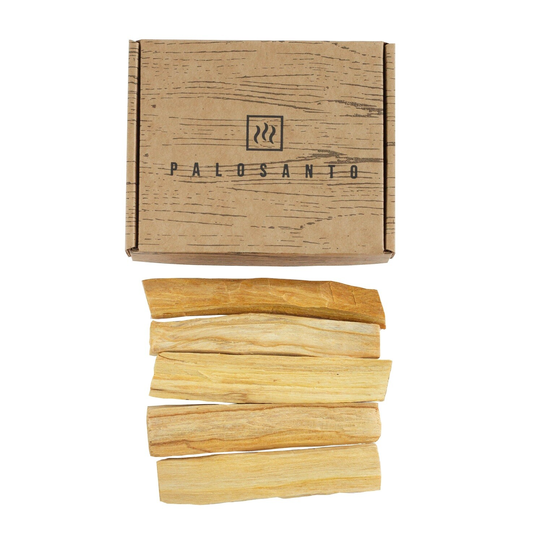 Палочки Пало Санто в подарочной коробке (ПРЕМИУМ), 5 шт
