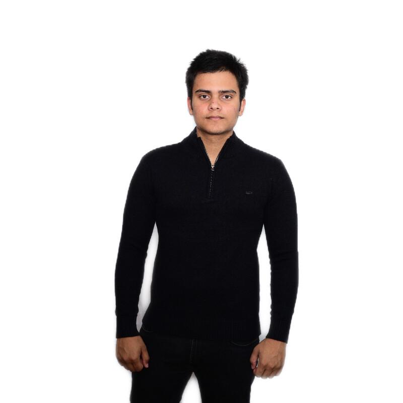 Half zipper Pullover