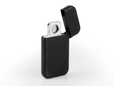 USB upaljač u poklon kutiji