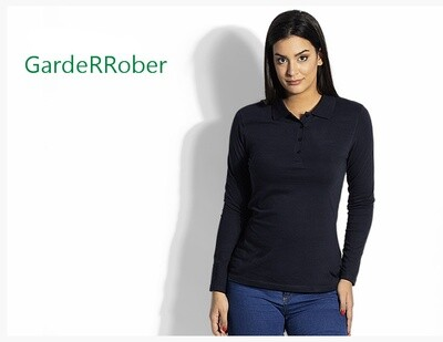 LEA ženska polo majica dugih rukava