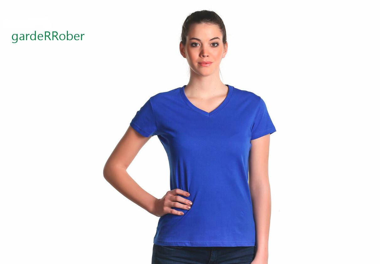 FIONA ženska majica sa V-izrazom