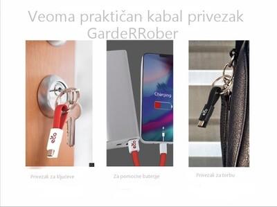 USB KABAL-PRIVEZAK TIP C