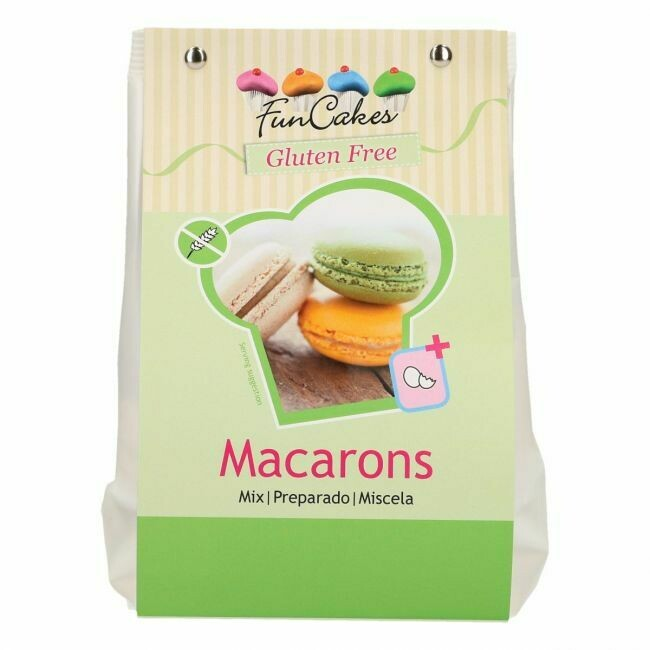 FunCakes Mix for Macarons, Glutenfrei 300g