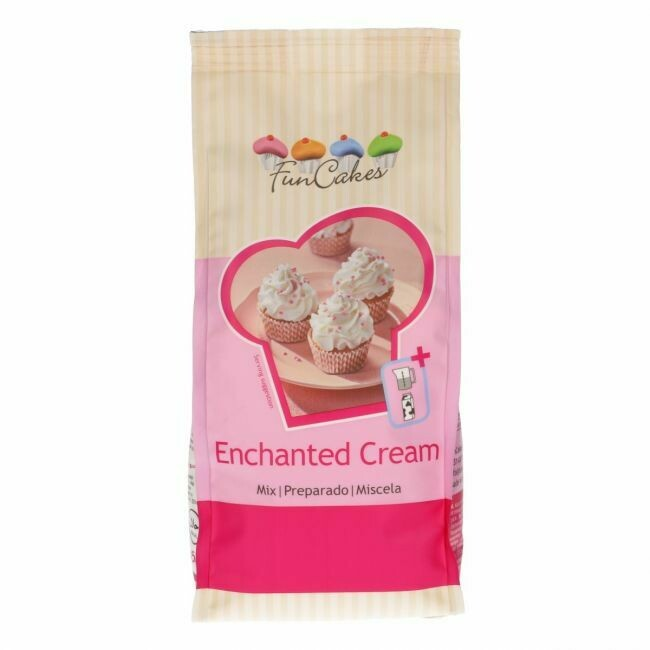 FunCakes Mix für Enchanted Cream® 450g