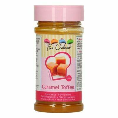 FunCakes Geschmackspaste Karamel Toffee 100g