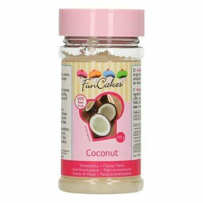FunCakes Geschmackspaste Kokosnuss 100g