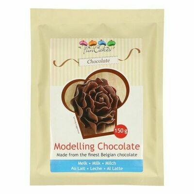 FunCakes Modelling Schokolade Milch 150g